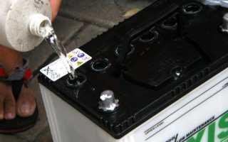 Какая плотность электролита должна быть в аккумуляторе: повышение плотности и плотность после зарядки АКБ