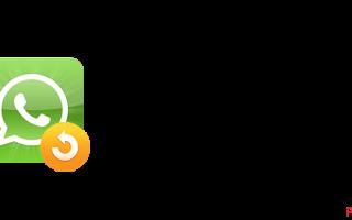 Как восстановить удалённые сообщения, переписку, фото в Ватсапе (whatsapp)