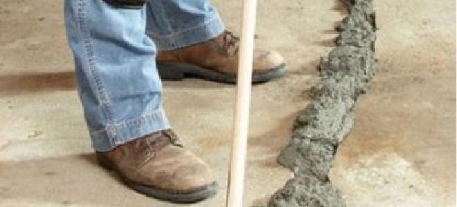 Ремонт бетонных дорожек — способы и особенности проведения работ