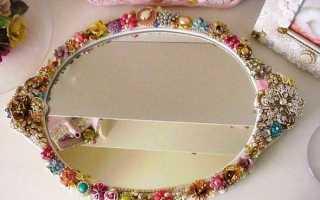 Как восстановить амальгаму зеркала в домашних условиях. Мастер — класс