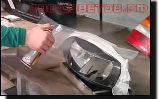 Восстановление прозрачности фар. Покрытие фар двухкомпонентным лаком Delta kits. — Nissan Primera, 1.8 л., 2004 года на DRIVE2