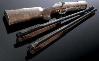 Восстановление ружья по старому рецепту, Пост о оружии и рукожопстве.