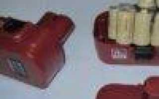 Как восстановить никель-металлгидридный (NiMH) аккумулятор после хранения?