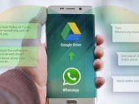 копирование данных WhatsApp