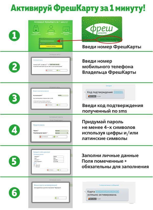 Инструкция по активации